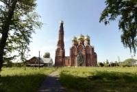 Храм Воскресения Христова (Красная церковь) г. Вичуга