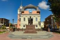памятник Гарелину г. Иваново, 37 регион