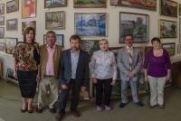 Выставка в галерее «Парабола» - «Иваново глазами художников»