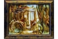 Выставка в галерее «Парабола» художницы Лилии Милто «Многогранное освещение»