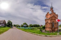 Фото Часовня во имя Святого благоверного князя Александра Невского село Холуй