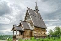 Фото Храм Воскресения Христова (деревянная церковь)