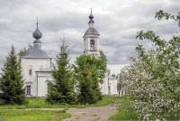 фото Храм Воскресения Словущего село Толпыгино