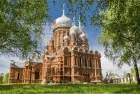 фото храм всех скорбящих г. Фурманов