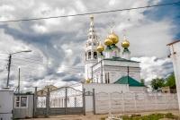 Фото Свято-Никольский женский монастырь г. Приволжск