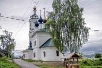 Фото Церковь Святой Варвары г. Плес (Варваринская церковь)